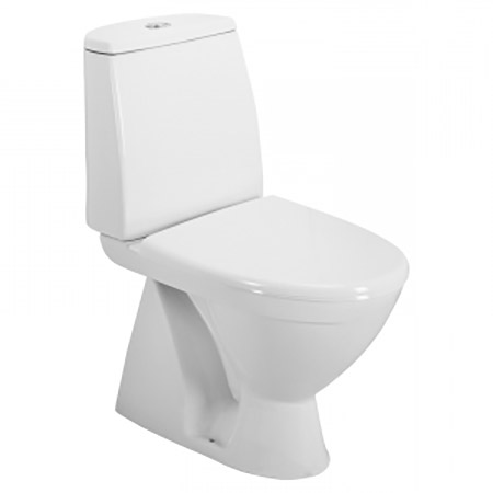 WC  kompakt LOTOS BASIC, 3/6 L, allavooluga, COLOMBO