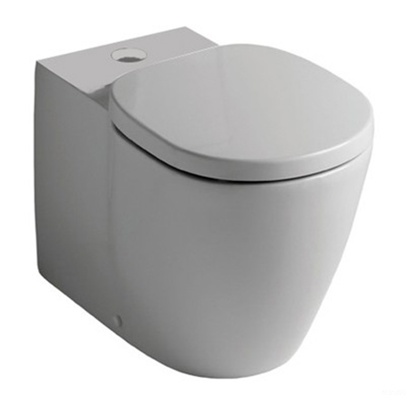 WC-pott kompaktile CONNECT Ideal Standard Tahavooluga